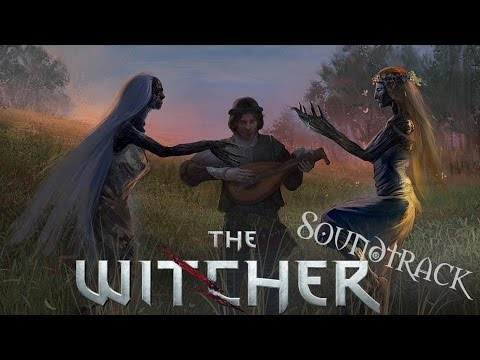 Witcher 1  Full Soundtrack OST