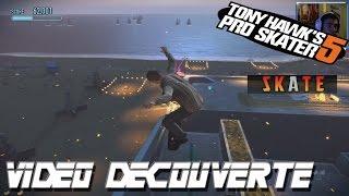 [Vidéo Découverte] Tony Hawk