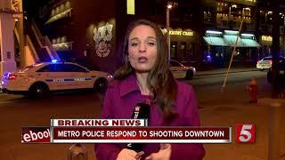 Man Shot In Face With BB Gun Outside Joe