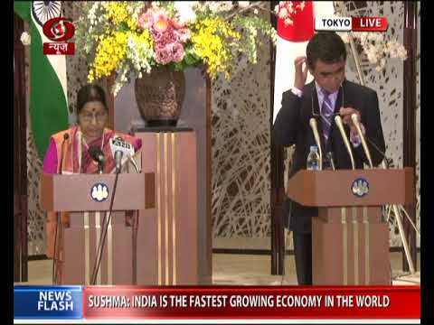 India-Japan issue joint statement