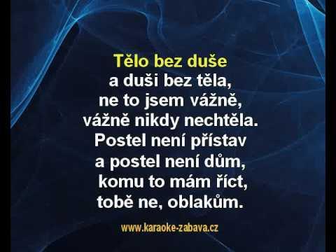 Lucie Bílá - Vokurky (karaoke z www.karaoke-zabava.cz)
