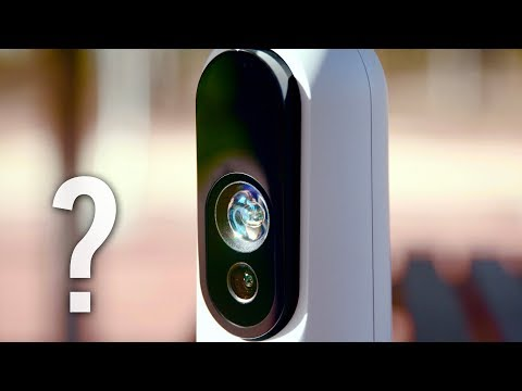 Ultimate Smart Home: Smart Security Camera of the Future!