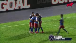 JDT vs Pahang FC 2016 (3-0)