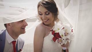 Олег и Алина Багрин. Свадьба