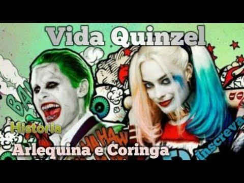 Historia Arlequina e Coringa cap 63 parte 02 Hot