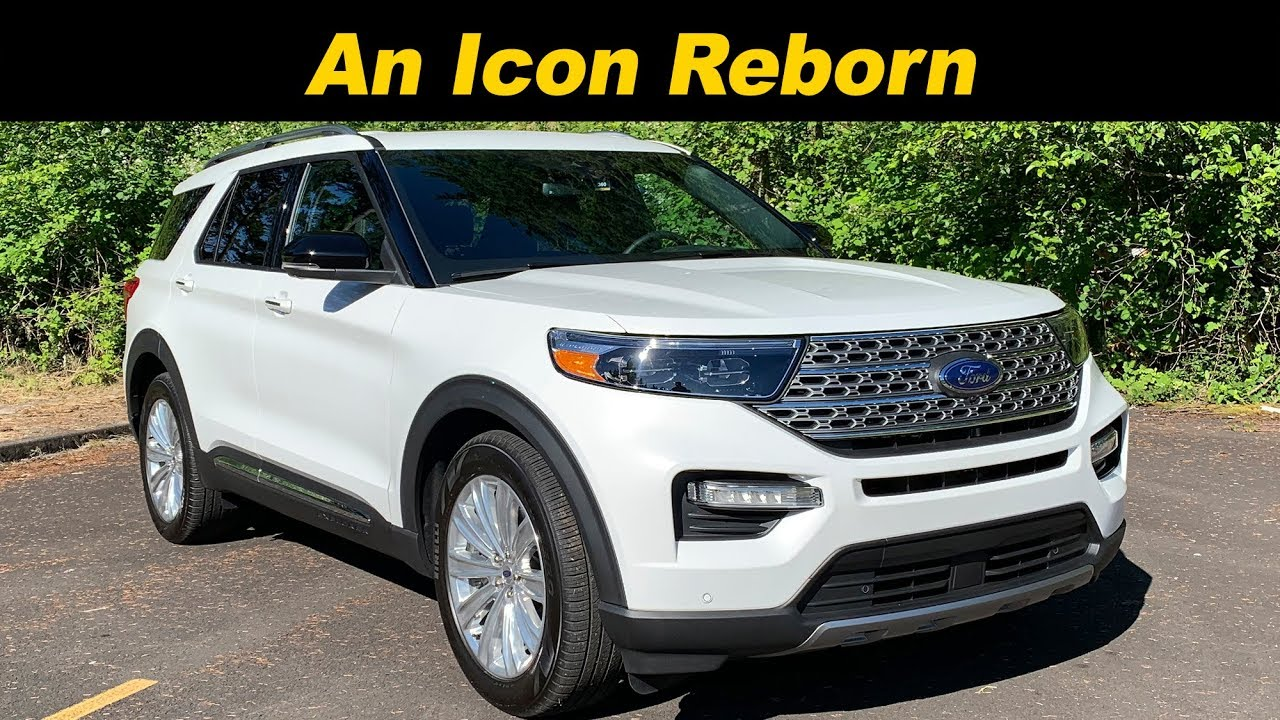 Ford Explorer 2020 Review.2020 Ford Explorer 2 3l Review Base Engine Perfection