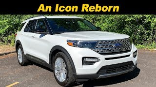 2020 Ford Explorer 2.3L Review | Base Engine Perfection