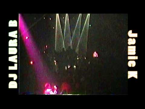 DJ Laura B and Jamie K (Excalibur Night Club Chicago)