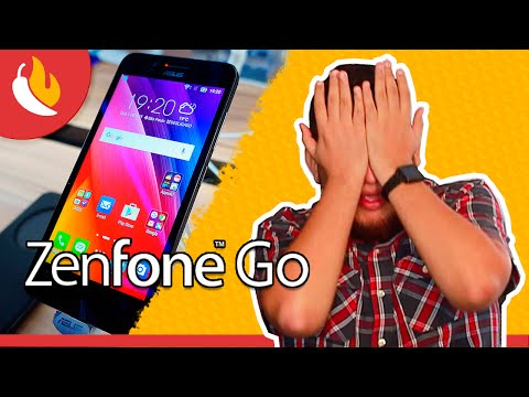 Zenfone GO - RESENHAS PICANTES [Tech] com Barba Uonderias (Canal Nada Mole Vida Geek)
