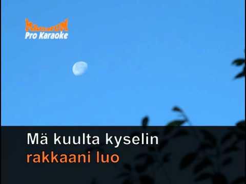 Magnum Karaoke-Kuu