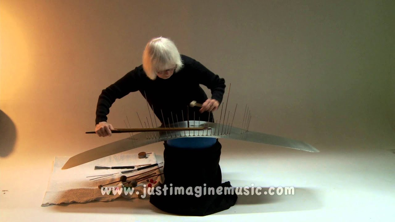 """The Wing"" Sound Sculpture Solo - Marilyn Donadt ..."