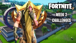 This is a series where I take the weekly challenges that you unlock with the battle pass and do them on camera and telling what my opinion is on them.