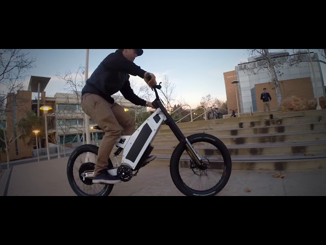 Stealth Electric Bikes - Fly Under The Radar !