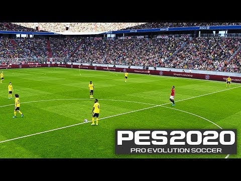 PES 2020 IS AMAZING! | IS IT FINALLY THE FIFA KILLER?!