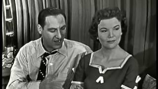 SID CAESAR:  The Commuters -  Nan Hires a Maid (CAESAR'S HOUR, Jan 17, 1955)
