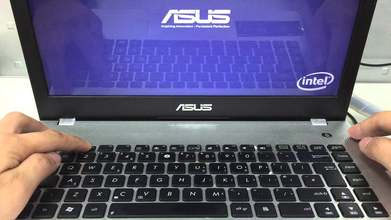 Download Drivers: Asus N55SF Notebook Fast Boot