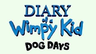 Diary of a Wimpy Kid: Dog Days - Official Trailer 2012 (HD)