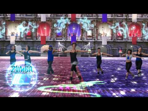 Zumba Fitness World Party – BAILANDO POR AHI 100% Clear