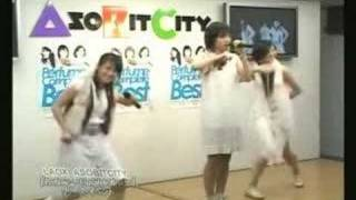 2006.08.27 Complete Best release event 落ちそうなステージでもダンス...