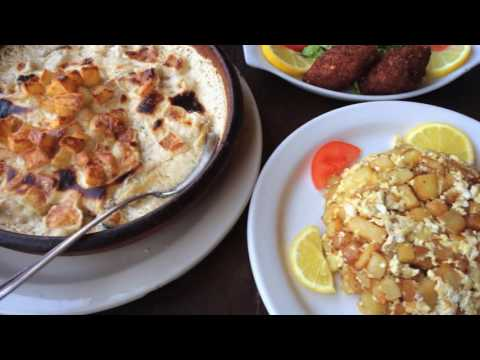 Foods of Jordan