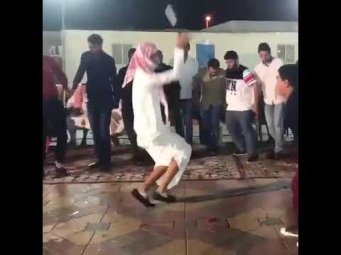 Funny arabic dance