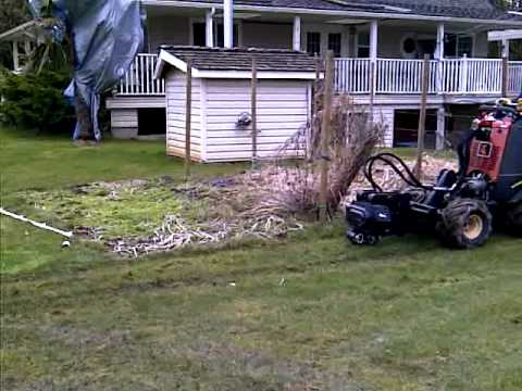 Ditch Witch Zahn with vibratory plow attachment by 99Optima