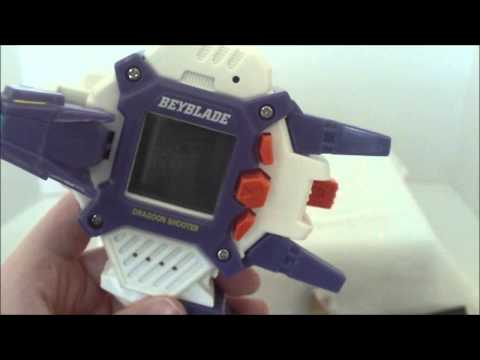 Beyblade Dragoon Shooter Unboxing