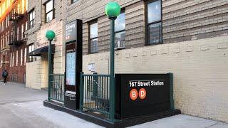 ⁴ᴷ 167th Street Station | Enhanced Station Initiative Rebuild