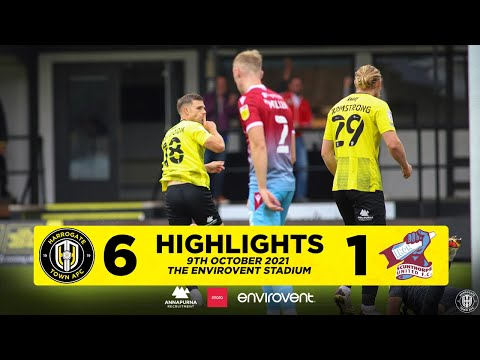 Harrogate Scunthorpe Goals And Highlights