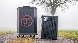 Teufel ROCKSTER vs SOUNDBOKS 2 - LOUDEST portable Bluetooth speakers
