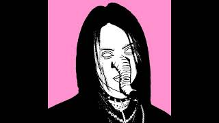 Billie Eilish - bad guy but it's a Death From Above 1979 song