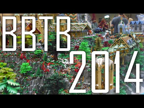 Bricks by the Bay 2014 Full Tour (BBTB2014)