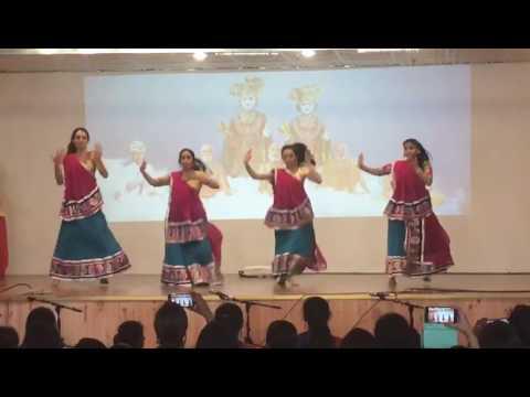 Hari Jayanti Westborough BAPS Kishori 2017 Dance
