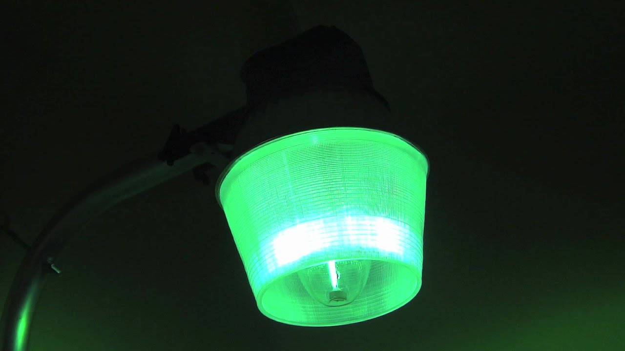 Vapor Light Fixture