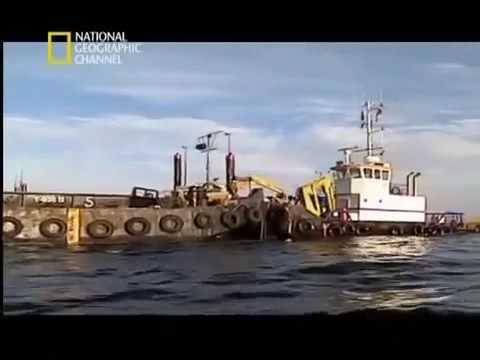 Mega Construções Ponte mergulha no oceano para conectar Dinamarca e Suécia National Geogra