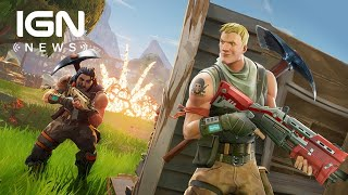 Xbox Boss Wants Fortnite to Have Xbox One-PS4 Cross Play - IGN News