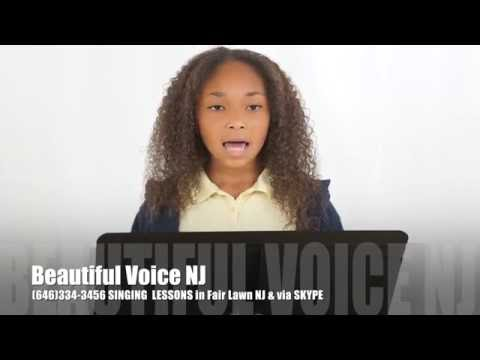 Voice teacher, singing lessons, vocal coach in NJ, Northern New Jersey