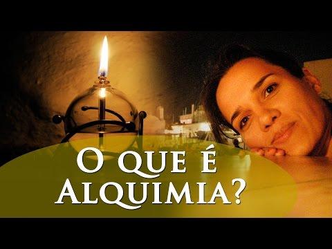 O QUE É ALQUIMIA?  - ENTREVISTA COM A...