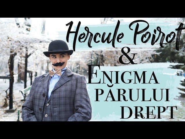 Hercule Poirot si Enigma Parului Drept