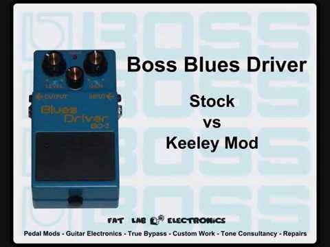 KEELEY MODDED BOSS BD-2 BLUES WINDOWS 8.1 DRIVER