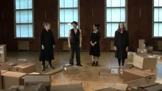 Teatteri Siperia - Koneet! Tampereen nousu ja tuho (trailer)