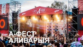 "Фестиваль ""А-Фест"" (A-Fest) в Лошицком парке.  De-Phazz.  Jhon Newman. Анна Бонд"