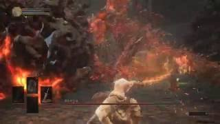 Dark Souls 3 - Level 1 All Boss Fights - No Damage, Solo (NG+7)