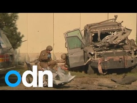 Afghanistan bomb attack kills at least four people