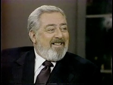 Raymond Burr on Late Night, November 25, 1985