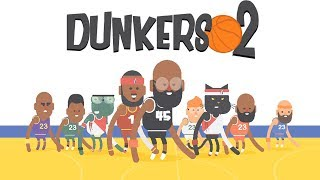 Dunkers 2 - Colin Lane Games AB Walkthrough