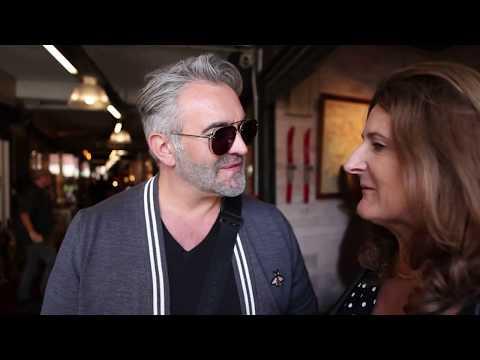 KMI Travels: Kathryn M. Ireland And Martyn Lawrence Bullard Take Paris
