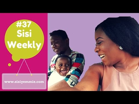 LIFE IN LAGOS : SISI WEKLY #EP 37 : MAMA AFRICA!