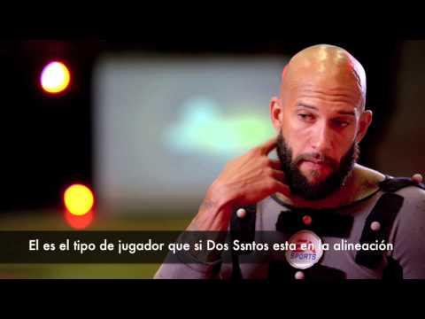 """Chicharito is my nemesis"" - Tim Howard's  FIFA 15 Next Generation Goalkeeping Interview"