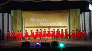 "CHEMPAKA KINDERGARTEN SCHOOL DAY PROGRAMME - AFRAH""S DANCE"